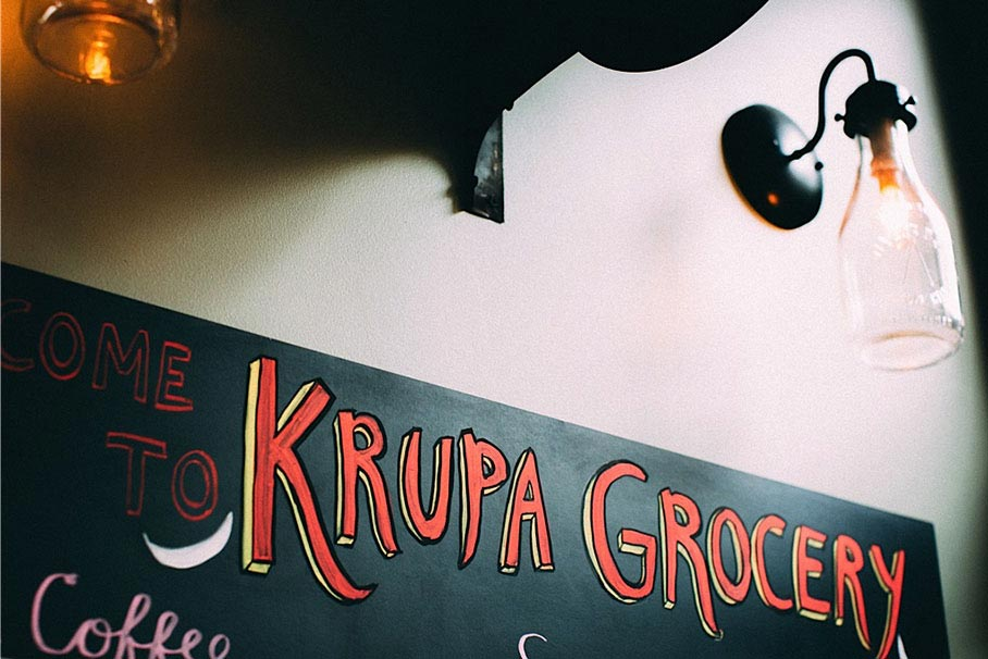 Krupa Grocery - Neighborhood Restaurant in Brooklyn, NY - carousel - 05:46:12